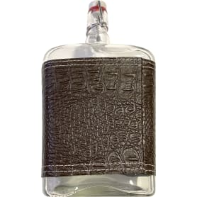 Бутыль  Магарыч «Викинг» 1.75 л в кожаном чехле, с бугельной пробкой