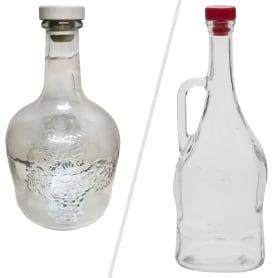 Бутыль «Магнум» 1.5 л, с ручкой