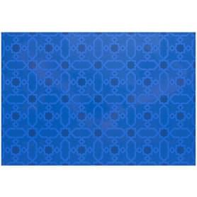 Плитка наcтенная «Марокко 2Т» 27.5х40 см 1.65 м2 цвет синий