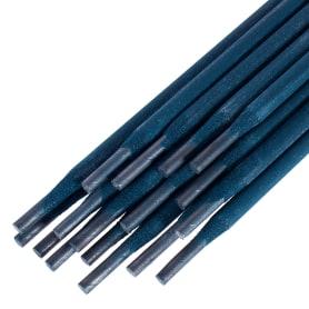 Электроды сталь МР-3С 4 мм, 1 кг цвет синий