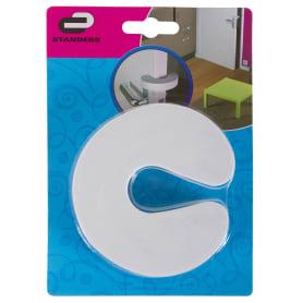 Блокиратор двери Standers, цвет белый