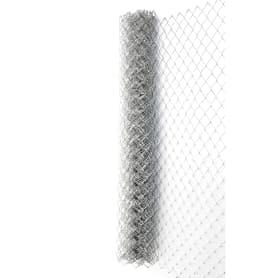 Сетка оцинкованная «Рабица», размер ячейки 50х50 мм, 1.5х10 м