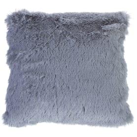 Подушка декоративная 40х40 см цвет серый