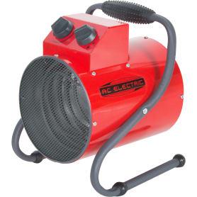 Тепловая пушка электрическая AC Electric ACE-HD3 с механическим термостатом, 3000 Вт