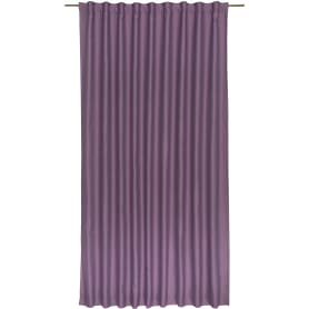 Штора на ленте «Ночь» 200х280 см цвет фиолетовый