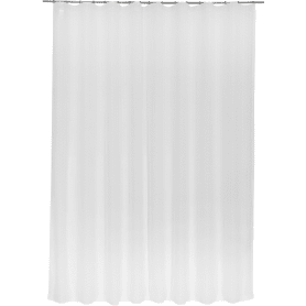 Тюль на ленте «Власта» 290х280 см цвет белый