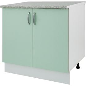 Шкаф напольный «Мята» 80 см