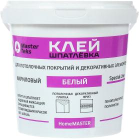 Клей-шпатлевка Masterteks 1.7 кг цвет белый