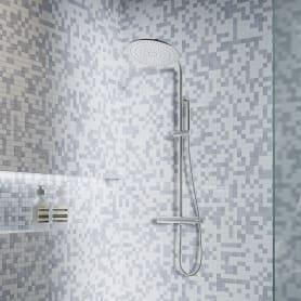 Мозаика Artens Tonic 30х30 см, стекло, цвет серый