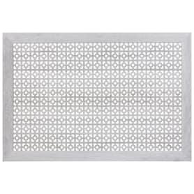 Экран для радиатора Дамаско 90х60 см, цвет дуб серый