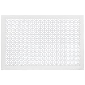 Экран для радиатора Сусанна 90х60 см, цвет белый