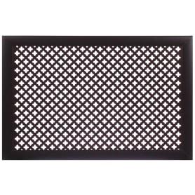 Экран для радиатора Готико 90х60 см, цвет венге