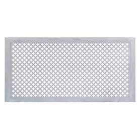 Экран для радиатора Готико 120х60 см, цвет дуб серый