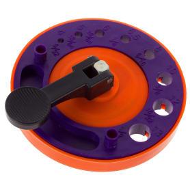 Кондуктор для сверл и коронок Archimedes 4-13 мм