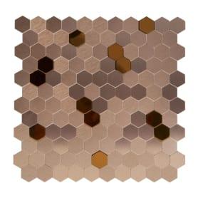 Мозаика Artens «Mix», 26.6х26.2 см, цвет коричневый