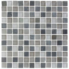 Мозаика Artens LT 30х30 см, мрамор, цвет серый