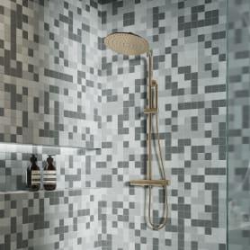 Мозаика Artens 30х30 см керамика, цвет серый