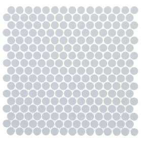 Мозаика Artens, 31х31.5 см, керамика, цвет белый