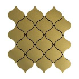 Мозаика Artens, 24.8х26 см, цвет желтый