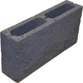 Блок перегородочный керамзитобетонный (ПКЦ) 390x90x188 мм