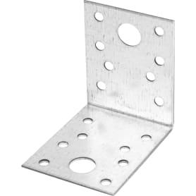 Уголок крепежный 70х53х70х1.8 мм