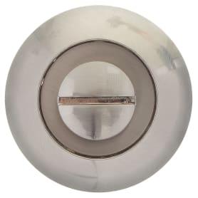 Завёртка сантехническая EDS-WC-10 S.CHROME, цвет матовый хром