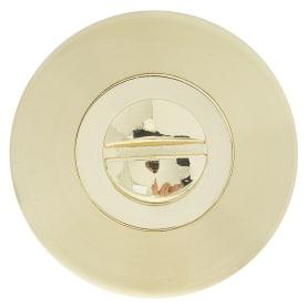 Завёртка сантехническая ASS-WC S.GOLD, цвет золото