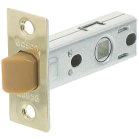 Защёлка межкомнатная EDS-6-45, пластик, цвет золото