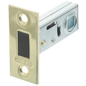 Защёлка межкомнатная магнитная EDS-6-50, цвет золото