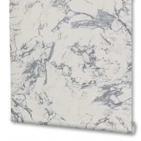 Обои виниловые Палитра Мрамор 0.53х10 м цвет серый 1360-14