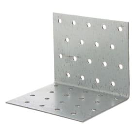 Уголок крепежный соединительный 80х100х80х1.8 мм