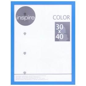 Рамка Inspire «Color», 30х40 см, цвет синий