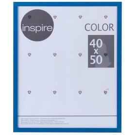 Рамка Inspire «Color», 40х50 см, цвет синий