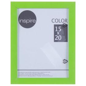 Рамка Inspire «Color», 15х20 см, цвет зелёный