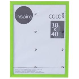 Рамка Inspire «Color», 30х40 см, цвет зелёный