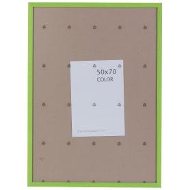 Рамка Inspire «Color», 50х70 см, цвет зелёный