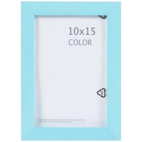 Рамка Inspire «Color», 10х15 см, цвет голубой