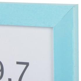 Рамка Inspire «Color», 21х29,7 см, цвет голубой