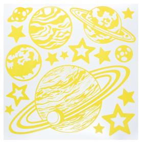 Наклейка «Светящиеся планеты» Витера