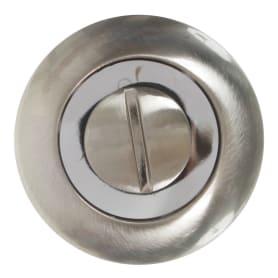 Фиксатор BK6 TL SN/CP-3, цвет матовый никель/хром
