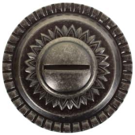 Фиксатор WC-BOLT BK6 CL/HD AS-9, цвет античное серебро
