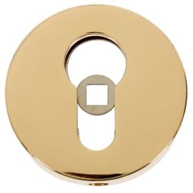 Накладка под цилиндр ET URB/HD GOLD-24, цвет золото, 24  2 шт.