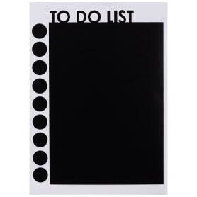 Наклейка меловая для записей «To do list»