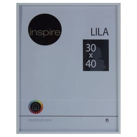 Рамка Inspire «Lila», 30х40 см, цвет белый