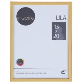 "Рамка Inspire ""Lila"" цвет золото размер 15х20 см"
