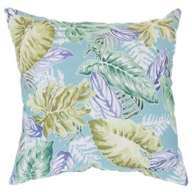 Подушка декоративная «Природа, лист маленький» 40х40 см