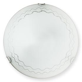 Светильник настенно-потолочный светодиодный 18 Вт, 30 см, цвет белый