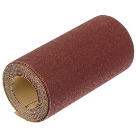 Рулон шлифовальный Dexter P80, 115х2500 мм, бумага