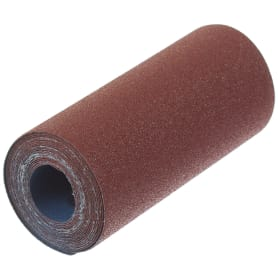 Рулон шлифовальный Dexter P120, 115х2500 мм, ткань