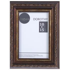 """Рамка Inspire """"Dorothy"""" цвет коричневый размер 10х15"""